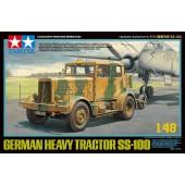 Tamiya German Heavy Tractor SS-100