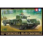 Tamiya Brit.Pz. Churchill Mk.VII Crocodile