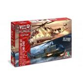 Italeri MIL MI-24 D + UH 1C War Thunder