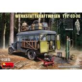 MiniArt Werkstatt Kraftwagen Typ-03-30