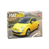 Italeri Fiat 500 (2007)