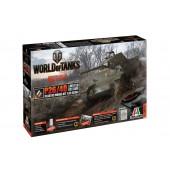 Italeri P26/40 Limited Edition - World of Tanks