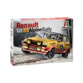 Italeri Renault 5 Alpine Rally