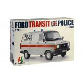 Italeri Ford Transit Mk.2 UK Police