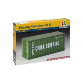 Italeri Shipping Container 20 Ft.