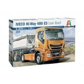 Italeri Iveco Hi-Way 490 E5 Low Roof