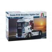 Italeri Scania R730 Streamline Highline Cab