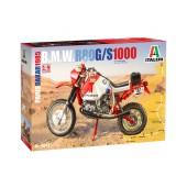 Italeri BMW R80 GS 1000 1985 Paris Dakar