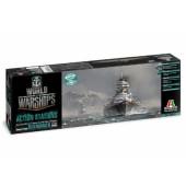 Italeri Bismarck - World of Warships