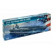 Italeri U.S.S. Carl Vinson CVN-70 (1999)