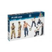 Italeri PT 109 Crew and Accessoires