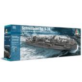 Italeri Schnellboot Typ S-38
