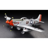 Tamiya WWII North American P-51D Mustang