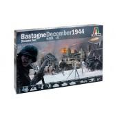 Italeri Battle of Bastogne december 1944 Diorama set