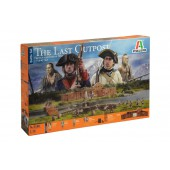 Italeri The Last Outpost 1754-1763 French and Indian War 1754 - 1763 Diorama Set