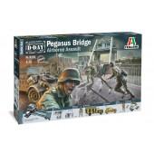 Italeri Pegasus Bridge Glider Assault - Battle Set