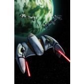 Grievous Starfighter(Clone Wars)