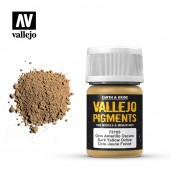 Dark Yellow Ochre 35ml
