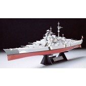 Tamiya Bismarck duits slagschip