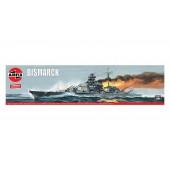 Airfix Bismarck 1:600