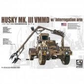 AFV Club Husky Mk.III VMMD w/Interrogation Arm