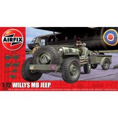 Airfix Willy's MB Jeep
