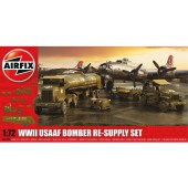 Airfix WWII USAAF 8th Bomber Resupply Set