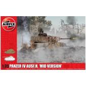 Airfix Panzer IV Ausf. H Mid Version