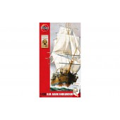 Airfix Starter Set Endeavour Bark and Captain Cook 250th Anniversary
