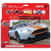 Airfix Starter Set Aston Martin DBR9