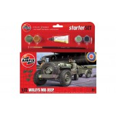 Airfix Starter Set Willy's MB Jeep