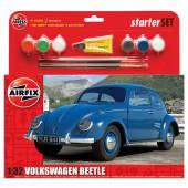 Airfix Starter Set Volkswagen Beetle