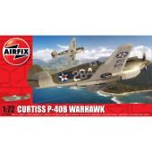 Airfix Curtiss P-40B Warhawk