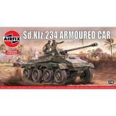 Airfix Sd.Kfz.234 Armoured car