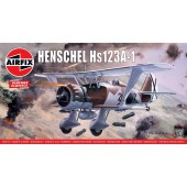 Airfix Henschel Hs123A-1