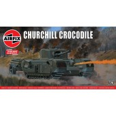 Airfix Churchill Crocodile