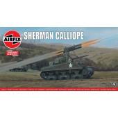 Airfix Sherman Calliope