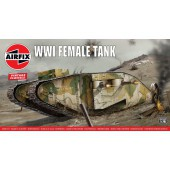 Airfix WWI Female Tank