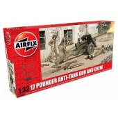 Airfix 17pdr Anti-Tank Gun