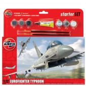 Airfix Starter Set Eurofighter Typhoon