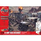Airfix D-Day Sea Assault Set