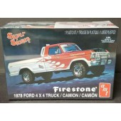 AMT Ford Pick-Up 1978 Firestone Super Stones 1978