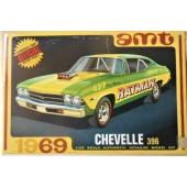 AMT Chevrolet Chevelle Hardtop 1969