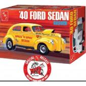 AMT Ford Sedan OAS 1940