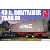 AMT 40ft Semi Container Trailer