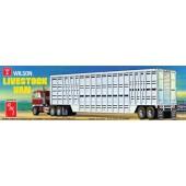 AMT Wilson Livestock Van Trailer