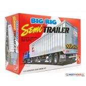 AMT Big Rig Semi Trailer