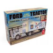 AMT Ford C-900 tilt cab tractor