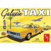 AMT Ford Galaxie Taxi 1970