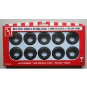 AMT Big Rig Truck Tire Parts Pack
